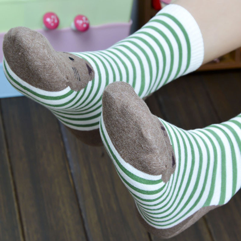 Cute Socks With Cartoon Cat For Cat Lovers Cute Socks With Cartoon Cat For Cat Lovers HTB1RqgrQVXXXXXZXpXXq6xXFXXXr
