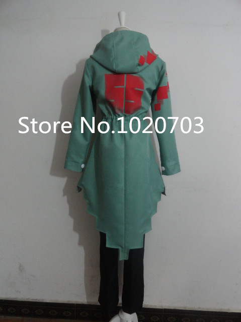 Danganronpa Komaeda Nagito Cosplay Overcoat Coat Z.111 NEW