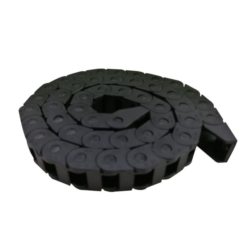 TRONXY 3D принтер Часть Towline открытая на обеих сторонах пластиковая Towline кабель Тяговая цепь бесплатная доставка