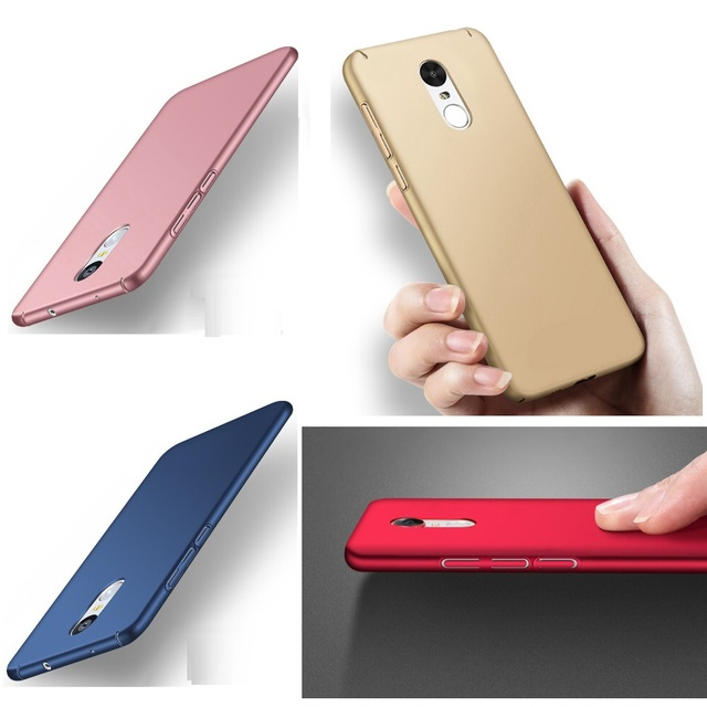 on sale 8c9c6 9b00e US $1.23 34% OFF|Hard Case for Xiaomi Redmi 4S 5S 5C Max 4X 4A Pro Note  Plus Prime Meizu PC Back Slim Cover Thin Full Protector New Smooth Fancy-in  ...