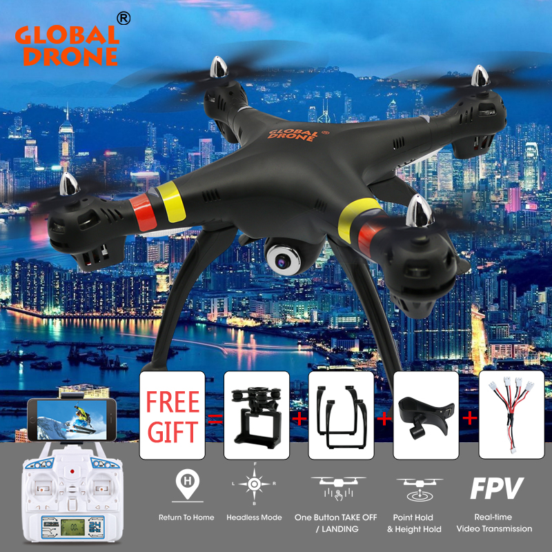 Global Drone GW180 RC Drone Professional Altitude Hold Quadcopter Can Carry 4K Camera Drones with Camera HD VS SYMA X8 X8G cheerson cx 20 cx20 rc quadcopter original parts sports hd dv camera 12 0mp