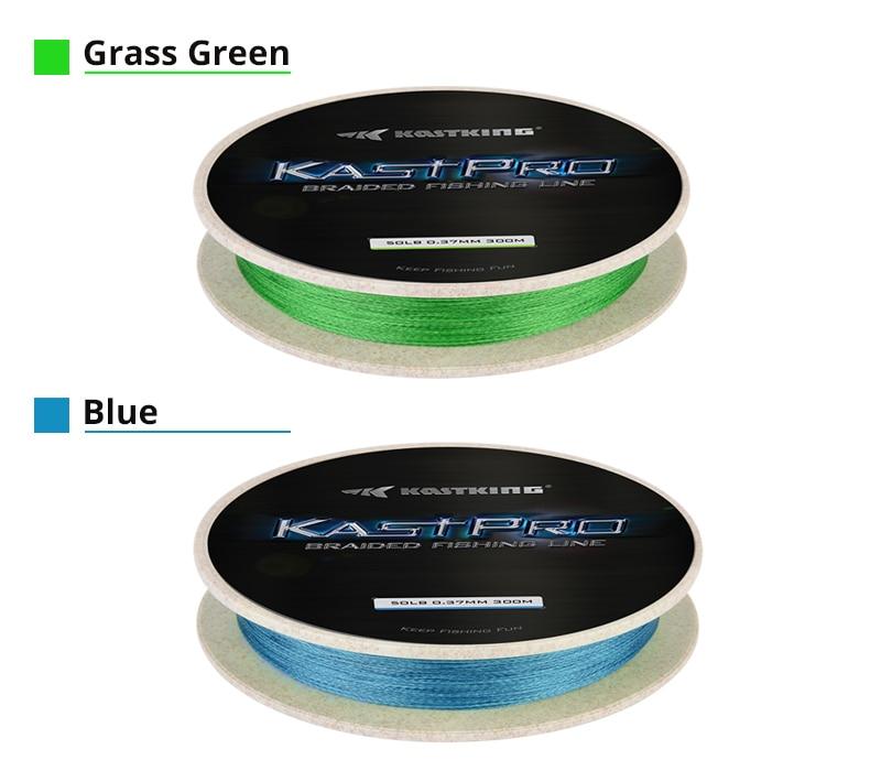 KastPro CN 300m Grass Green PC--Details (11)