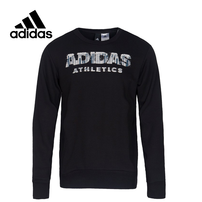 Adidas New Arrival Official ATHLETICS ITEMS Men's Breathable Pullover Jerseys Sportswear  CD9314 adidas new arrival official ess 3s crew men s jacket breathable pullover sportswear bq9645