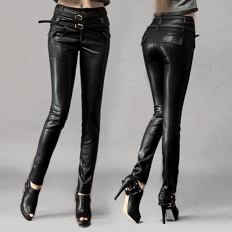 Product Features Sexy Design -- Soft synthetic leather adjusted to the leg shape,soft.