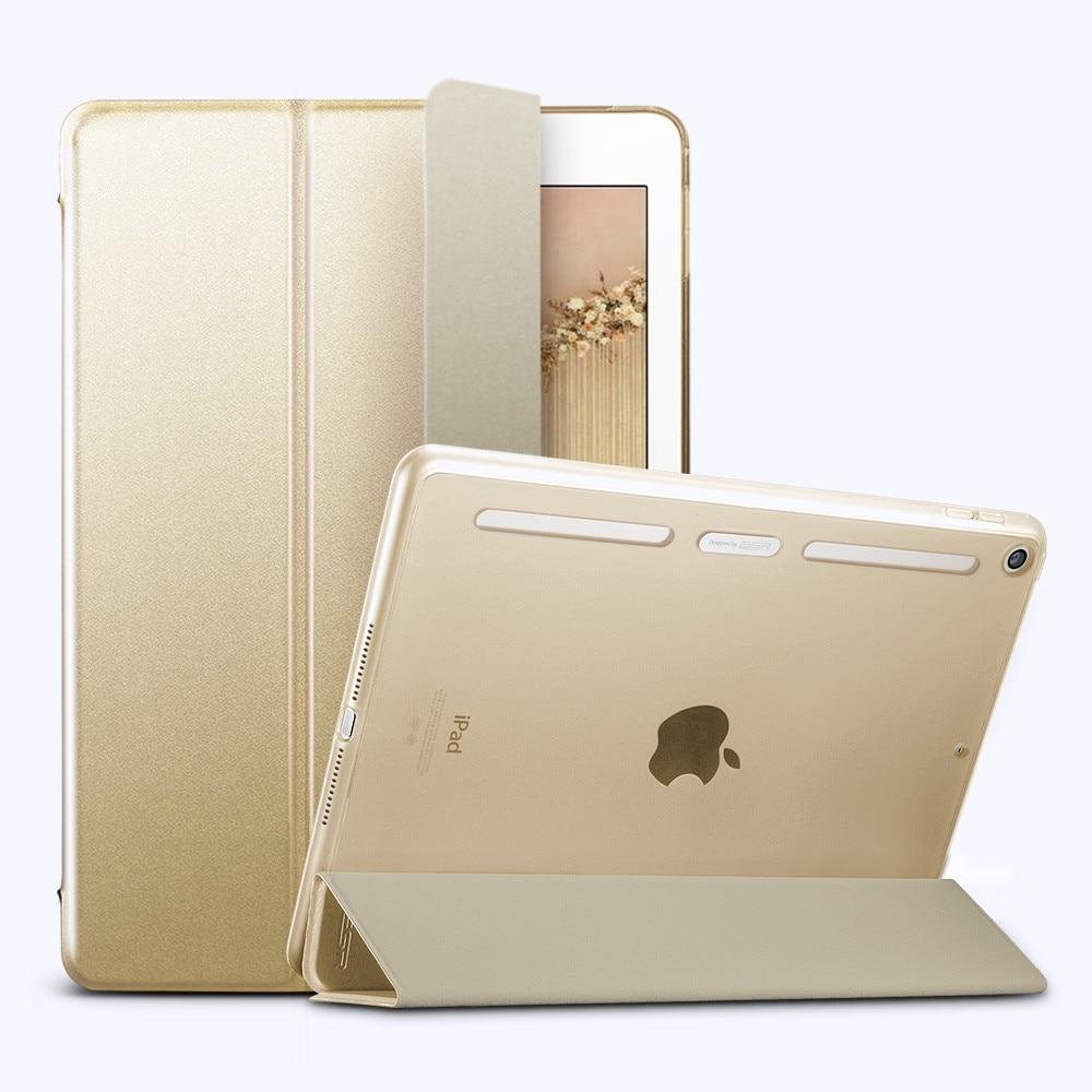 Kaitseümbris iPad 9,7 2017, ESR PU nahast esikaane + pehme TPU - Tahvelarvutite tarvikud - Foto 2