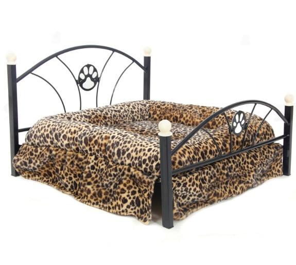 2018 Luksoze Pet Dog Bed Camas Camas Para Perros Cat Kennel Nest - Produkte për kafshet shtëpiake - Foto 3