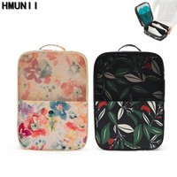 Fashion 6PCS Set Travel Bag Waterproof Clothes Suit Business Travel Luggage Bag Shoes Clothing Underwear Organizer