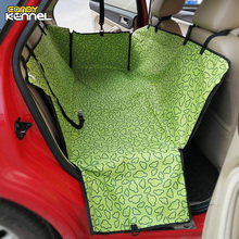 CANDY KENNEL High Quality Dog Car Rear Back Seat Cover Pet Carrier Mat Blanket Cover Hammock Waterproof Drop Shipping D0040