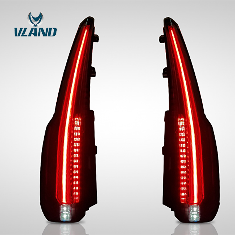 Vland Car Styling For Tahoe/Suburban 2015 2016 Tail Light Car Light assembly Led Taillight-in Car Light Assembly from Automobiles & Motorcycles    1