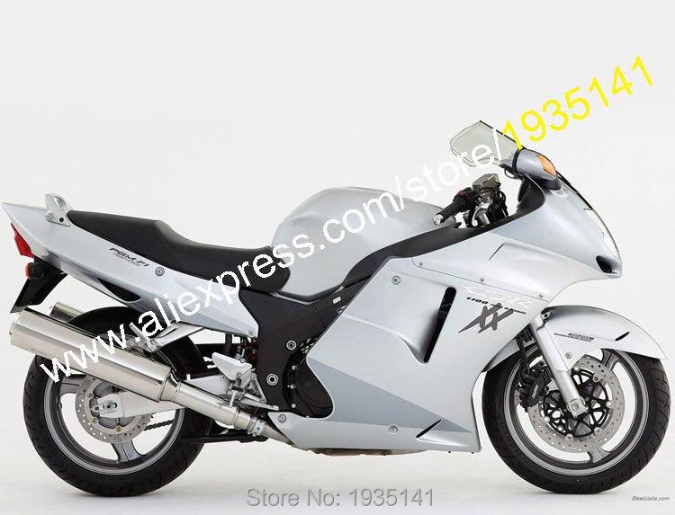Hot Sales,Sports Bike Kit For Honda CBR1100XX Blackbird 1996 2007 CBR 1100 XX Aftermarket Motorcycle Fairing (Injection molding)