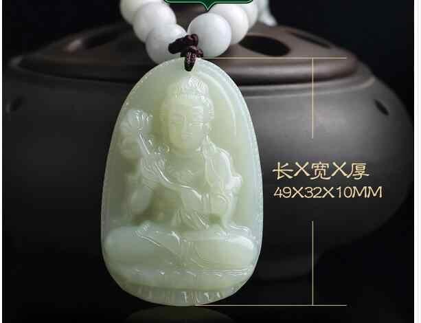 مجوهرات بوديساتفاس شفيع الخيول ولد في benming السنة بوذا قلادة قلادة للرجال والنساء