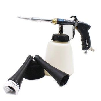 Z-020 regulator powietrza Aluminium japanes łożysko stalowe rury czarny Tornador pistolet do myjni Tornado pistolet (1 cały pistolet + akcesoria)