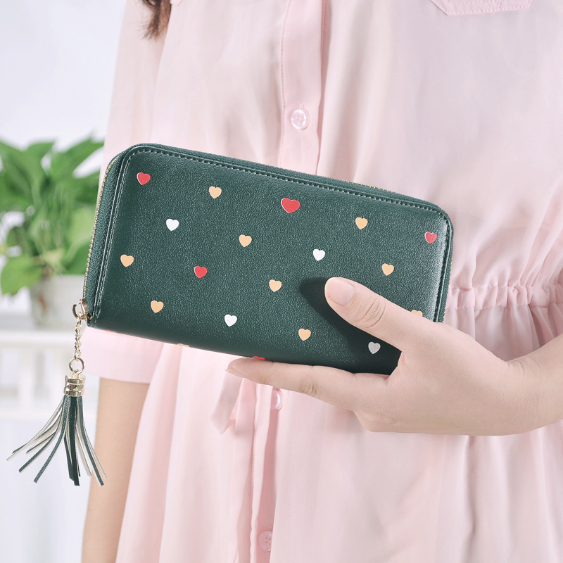 New Design Leather Wallets Women Luxury Brand Purses Woman Long Hasp Wallet Female Purse Card Holder Clutch Feminina Carteira women big wallet and purse leather cheap money wallets purses card holder edc organizer wristlet knitting handbag luxury brand