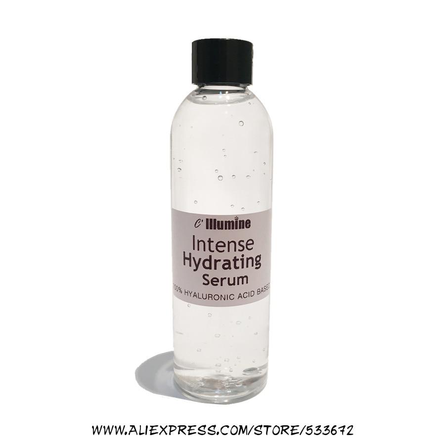 HA Fine Line Moisturizer 100 Hyaluronic Acid Based Intense Hydrating Facial Serum 200ml Anti Aging Firming