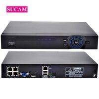 SUCAM 4CH 8CH 48 Watt 1080P CCTV POE NVR DVR CCTV System Kit XMEYE P2P ONVIF