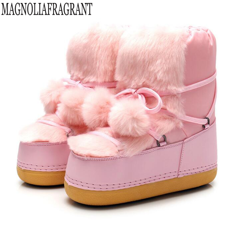 Hairball Snow boots classic Space boots women winter boots warm fur plush Insole ankle boots women shoes hot lace-up shoes woman mini pc computer intel celeron n2808 dual core 2 hdmi mini desktop computer fanless wifi windows 7 8 10 customized pc page 5 page page 3