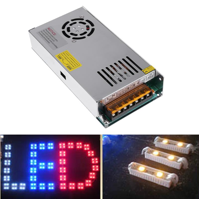 24V 250W Aluminum Single Output Switching Power Supply Driver Lighting Transformer For LED Light Practical Converter 90w led driver dc40v 2 7a high power led driver for flood light street light ip65 constant current drive power supply