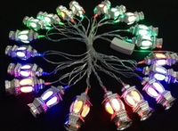 4M 20LED Palace Lantern Light String Party Home Festival Decoration
