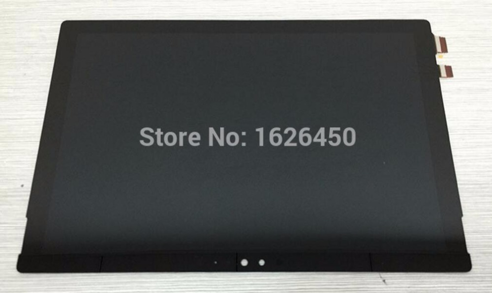 все цены на  LCD Complete For Microsoft Surface Pro 4 (1724)  LCD Display touch screen digitizer Assembly replacement panel  онлайн