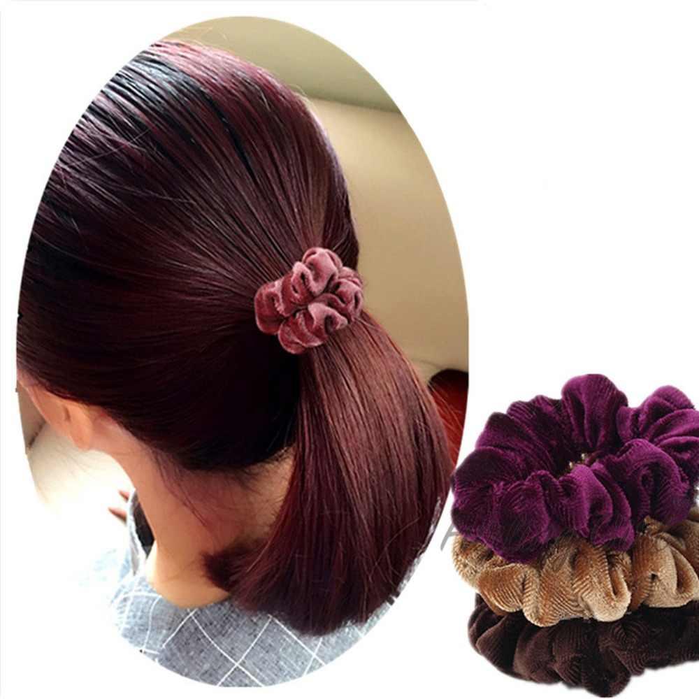 Furling Girl Pack of 10 Pieces Korean Velvet