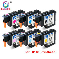 ColoInk 81 Printhead For HP 81 Print Head For HP Designjet 5000 5000PC 5500 5500PS Printer With Stable Quality 81 printheads