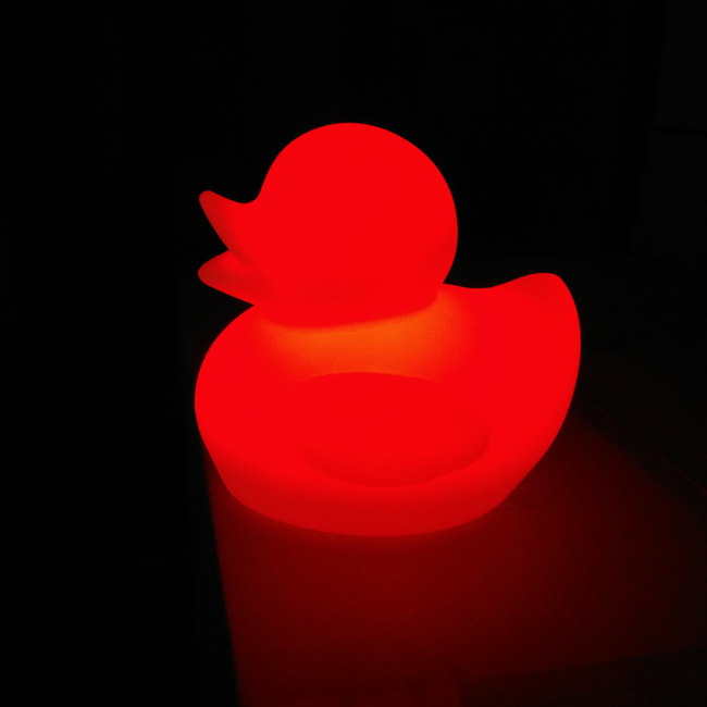 СВЕТОДИОДНЫЙ ночник в виде животных Форма лампы белый и желтый свет ночной Светильник для украшение детской комнаты домашний ночной Светил... - 5