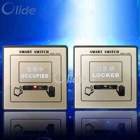 Bloqueio duplo para autodoor  quartos ktv  interruptor de sensor de acesso autodoor do escritório