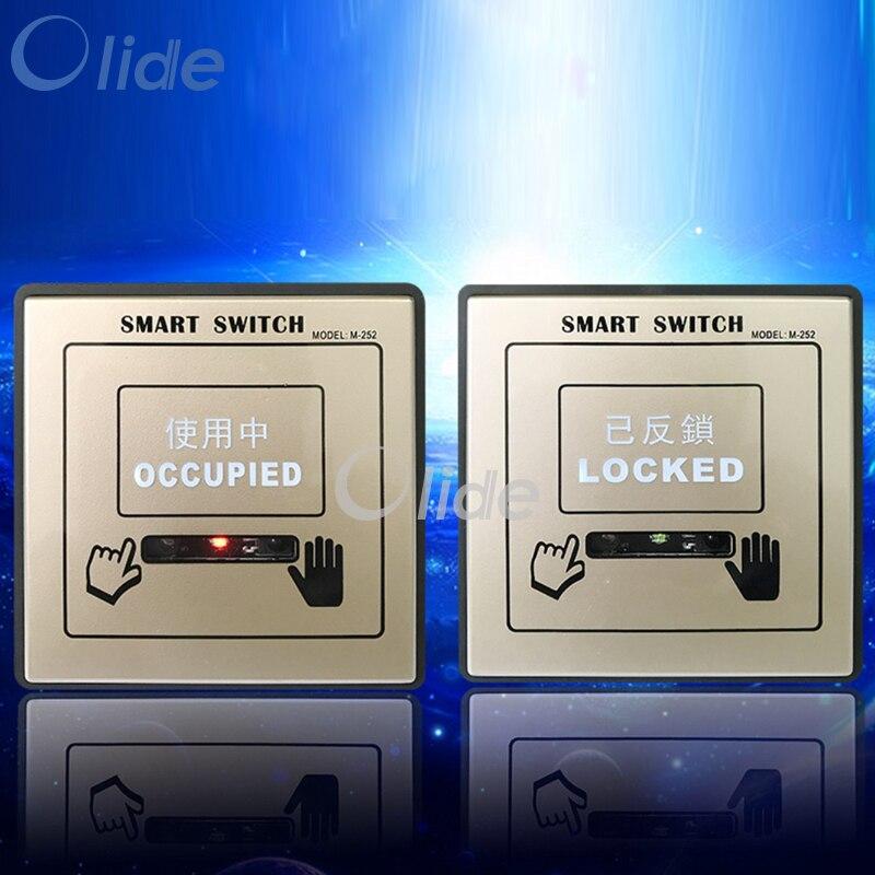 Doppia Serratura Per Autodoor, Stanze di KTV, Ufficio Autodoor Accesso Interruttore del SensoreDoppia Serratura Per Autodoor, Stanze di KTV, Ufficio Autodoor Accesso Interruttore del Sensore