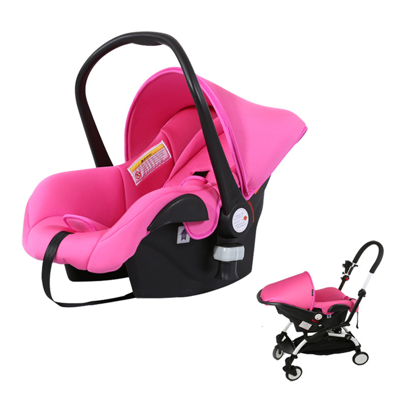 Baby Sleeping Basket For Stroller Baby Carriage Portable