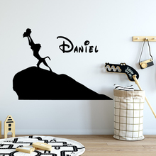 Classic daniel Wall Sticker Pvc Removable For Kids Rooms Home Decor Waterproof Wall Art Decal Decorative Vinyl Wall Stickers funny memoriable day wall art decal wall sticker mural for kids rooms home decor decorative vinyl wall stickers