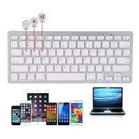 Universal Wireless Keyboard Bluetooth 3 0 Keyboard For Windows OS System For Apple IPad 2 3