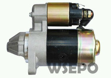Chongqing Quality! Electric Start Motor for 178F(FA) L70 6HP 4 Stroke Air Cooled Diesel Engine