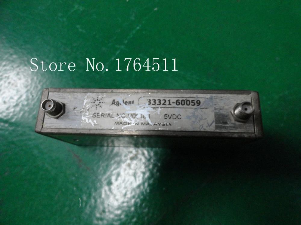 [BELLA] Original 33321-60059 DC-12GHZ 70dB SMA Programmable Step Attenuator