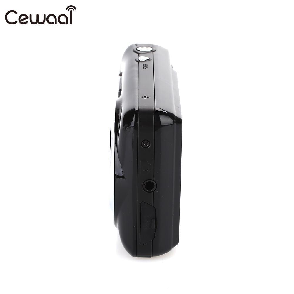 Cewaal Black Ultra Photo Camera 16MP Ultra-clear HD Digital Camera DVR 1080P Mini HD Camera Precise Video Recorder Camera DVR 3