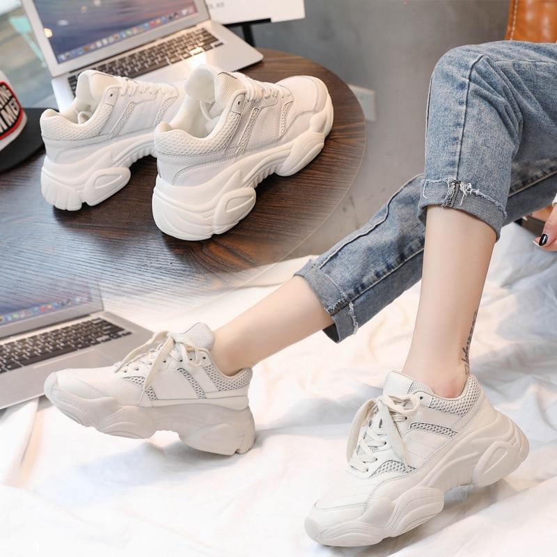 High Platform Sneakers 2020 Fashion
