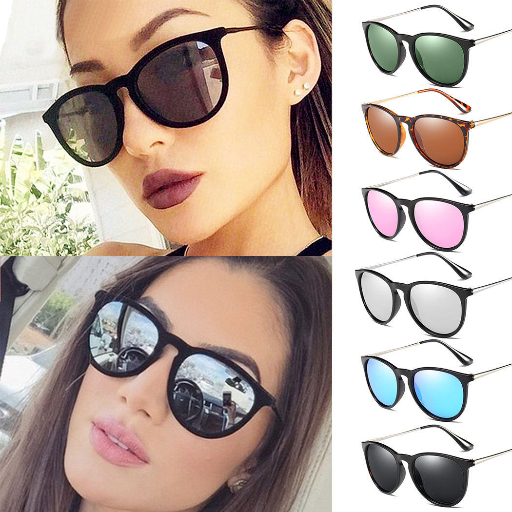 Luxury Brand Polarized Sunglasses Women Men Gold Rose Mirror Sun Glasses For Ladies 2018 Vintage Shades UV400 Oculos Lunette