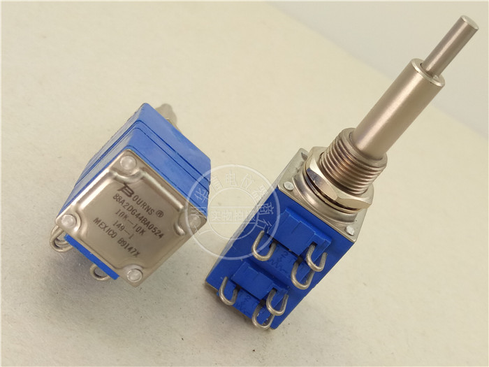 все цены на Original new 100% Mexico import 88A2DG44BA0524 10K-10K 149-1 double tone dual potentiometer 10K (SWITCH) онлайн