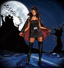 Womens Castle vampir...