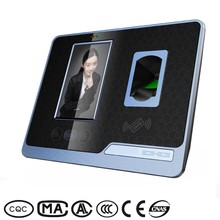 Factory price Biometric Fingerprint Face Recognition Time Attendance System F501 Access Control with software