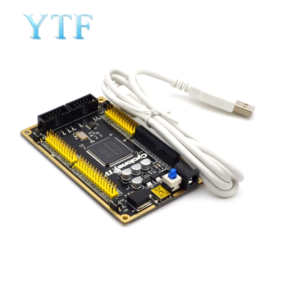 ALTERA FPGA Development Board Core Board CYCLONE IV EP4CE Video Image TFT SD Card