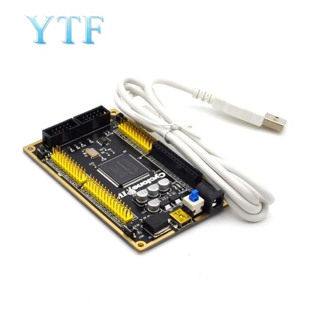 ألترا FPGA مجلس التنمية الأساسية مجلس الإعصار IV EP4CE صورة الفيديو TFT بطاقة SD