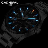 2019 от yazole с подсветкой для мужчин часы Роскошные Лидирующий бренд деловые мужские часы кварц наручные часы для отдыха кожа кварцевые часы