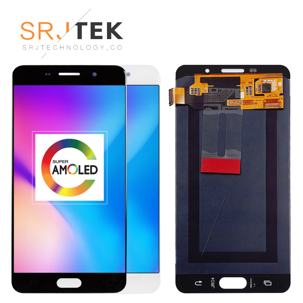 Original 5.5 Super AMOLED LCD for SAMSUNG Galaxy A7 2016 LCD Display A7100 A710F A710 LCD Touch Screen Digitizer ReplacementOriginal 5.5 Super AMOLED LCD for SAMSUNG Galaxy A7 2016 LCD Display A7100 A710F A710 LCD Touch Screen Digitizer Replacement