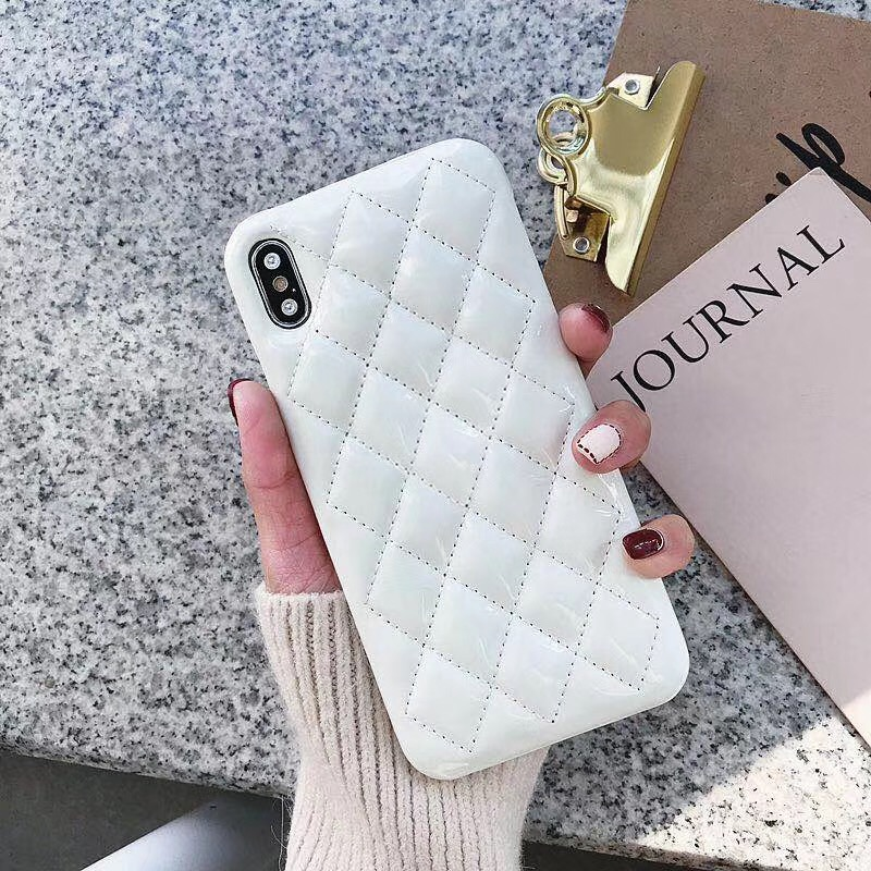 Beyour Small Fragrance Smooth Leather Phone Case For iPhone 11 Pro X Xr Xs Max 8 7 6 6s Plus Luxury Back Cover Capa Funda