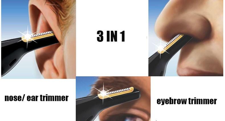 nose ear trimmer