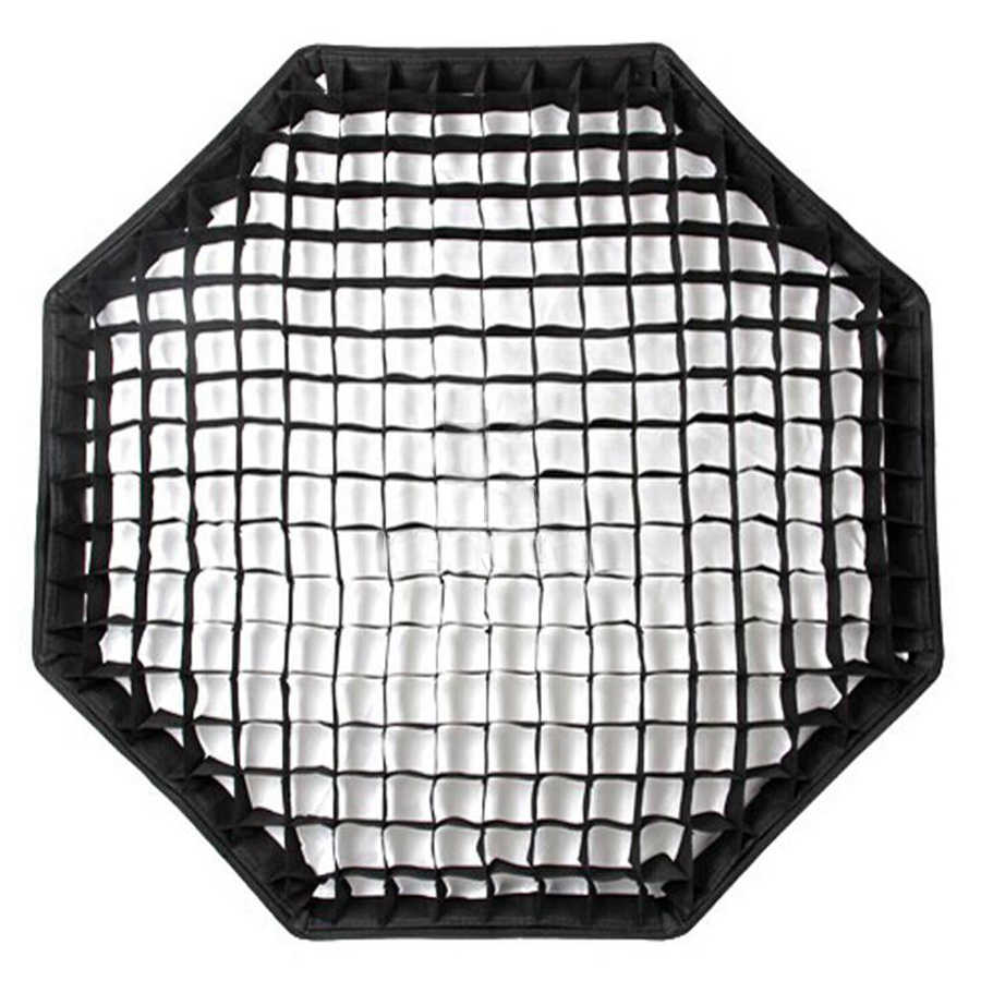 Oktagonal/Persegi Panjang Honeycomb Grid untuk 40*40 50*50*60 80*80 50*70 60*90 80 95 120 Cm Payung Softbox