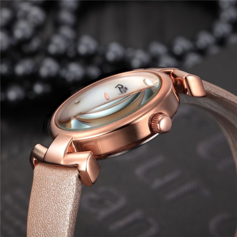 REBIRTH Dameshorloges Casual dameshorloges Topmerk luxe gouden - Dameshorloges - Foto 3