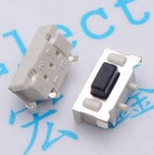 100pcs 3*6*3.5 mm 3x6x3.5 SMD Push Side Button Switch MP3 MP4 MP5 Tablet PC button Bluetooth headset remote control micro switch(China)