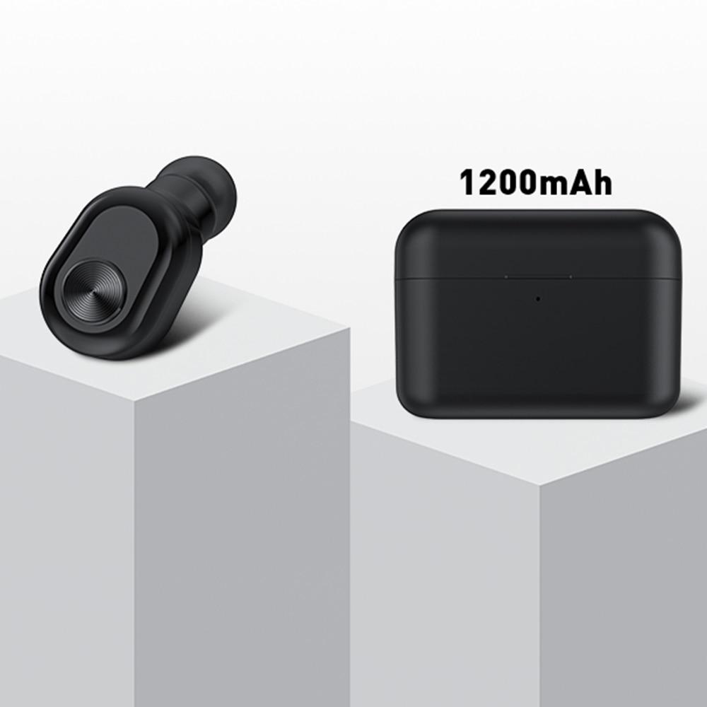 Bluetooth V4.2 беспроводные Bluetooth наушники стерео наушники невидимые наушники Redial Mini для iPhone huawei Bluetooth музыка