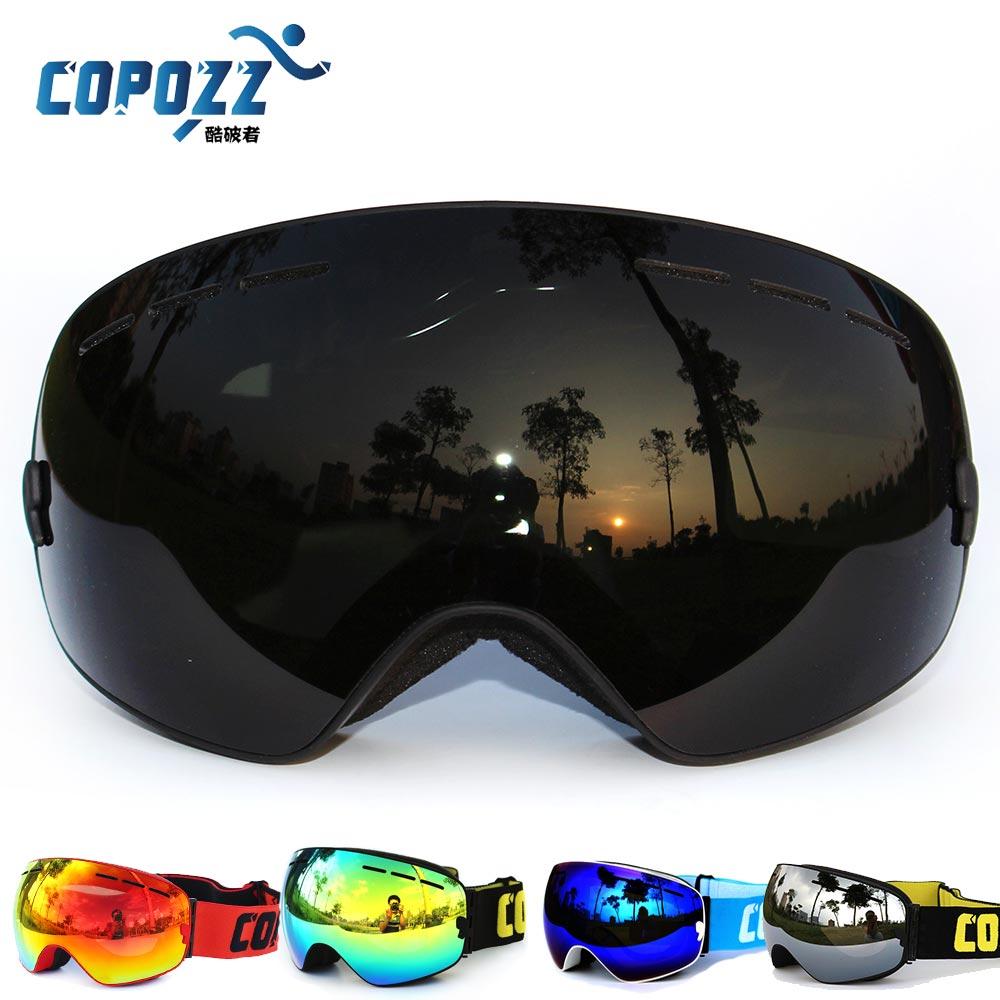 ski snowboard goggles  Aliexpress.com : Buy New COPOZZ brand professional ski goggles ...